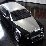 2007 Rolls-Royce Phantom Mansory Conquistador; top car rating and specifications